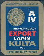 Export Lapin Kulta