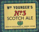 WM Younger´s No3 Scotch Ale