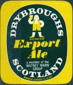 Drybroughs Export Ale