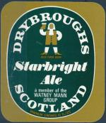 Drybroughs Starbright Ale