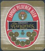 Ringnes Export Pilsener Beer