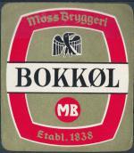 Moss Bryggeri Bokkøl