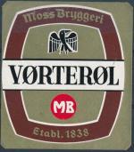 Moss Bryggeri Vørterøl
