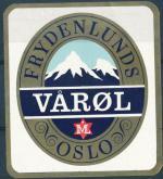 Frydenlunds Varøl Oslo
