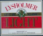 Lysholmer Light