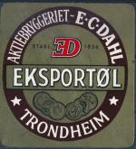 E.C.Dahl Eksportøl