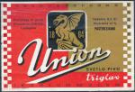 Union Svetlo Pivo Triglav
