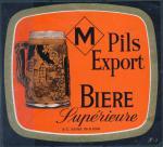 M Pils Export Biere