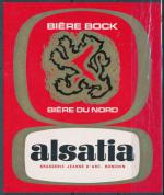 Biére Bock Alsatia