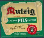 Mutzig Spéciale Pils Export