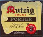 Mutzig Brune Porter