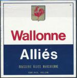 Wallonne Alliés