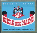 SAR Biére des Nains