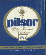 Pilsor Biére Brune de Luxe
