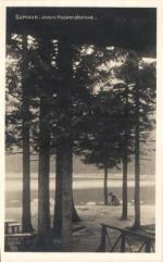 Plöckensteinské jezero