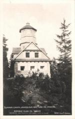 Chata Jaroslava Mattuše, Pancíř