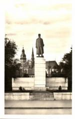 Košice, Štefánikov pomník