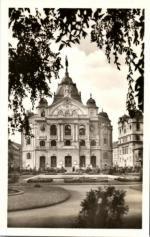 Košice, Národní divadlo