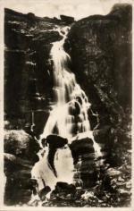 Vodopád Skok v Mlynickej dolině