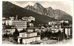 Vysoké Tatry, Nový a Starý Smokovec
