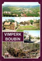 Vimperk - Boubín