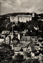 Vimperk - zámek