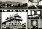 Volary - hotel Chata