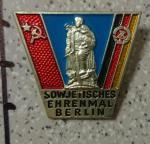 Památník padlým vojákům Berlín