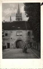 Třeboň - Budějovická brána