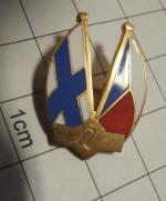Odznak Česko - Finsko