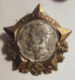 Odznak Julius Fučík - Lidé, bděte!
