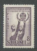 1946, Finsko Mi-**325