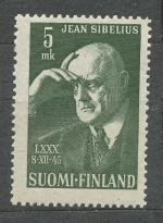 1945, Finsko Mi-**319
