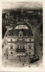Opava - městské divadlo