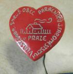 Odznak Obec baráčníků, Praha