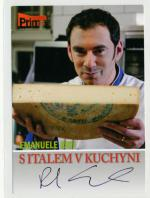 Autogram kuchař Emanuele Ridi