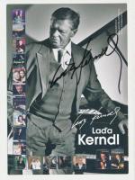 Autogram Laďa Kerndl