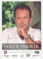 Autogram Jakub Smolík
