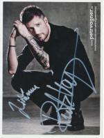 Autogram Petr Vágner