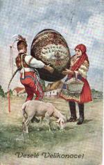 R. Schloser - Veselé Velikonoce!