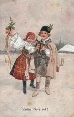 K. Šimůnek - Šťastný Nový rok!