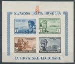 1943, Chorvatsko Mi-**111/14
