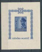 1943, Chorvatsko Mi-**102