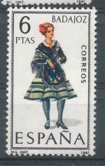 1967, Španělsko Mi **1690