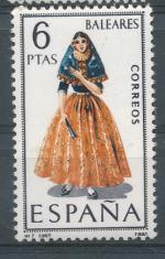 1967, Španělsko Mi **1691