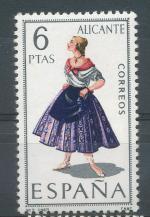 1967, Španělsko Mi **1664