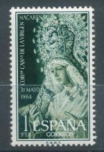 1964, Španělsko Mi **1480