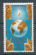 1965, Španělsko Mi **1590