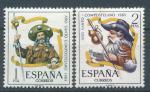 1965, Španělsko Mi **1557/8