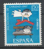 1967, Španělsko Mi **1688